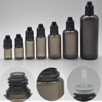Multiple Size 10ml 30ml Black Pe Plastic E Vape Liquid Dropper  Bottles/100ml E Liquid Black Bottle With Dropper - Buy Black Plastic  Dropper 30ml,100ml