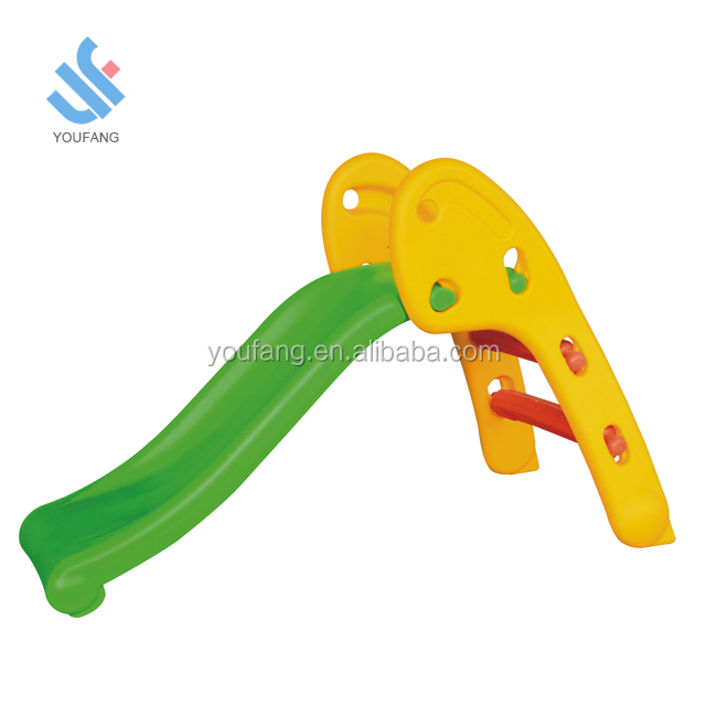 YF-05018 CE proved household toys small kids plastic foldable <strong>slide</strong> indoor playground equipment children plastic <strong>slide</strong>