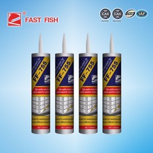 Neutral heat resistant silicone sealant