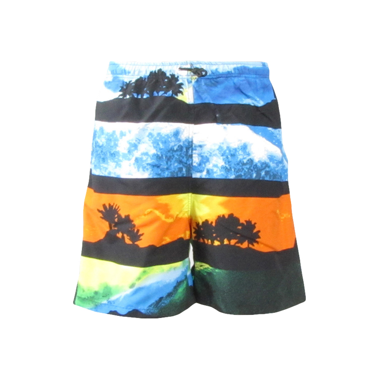 Custom price cheap boardshorts factory directly supply fashion quick dry mens swimming trunks