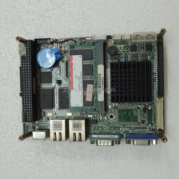 WAFER-LX-800-R12-BJWD Industrial Mainboard CPU Card Tested Working