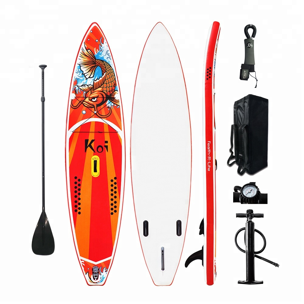 Commercio all'ingrosso Gonfiabile paddle board muffa surf sport acquatici