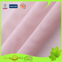 Plain dyeing Nylon spandex 4 way stretch power mesh