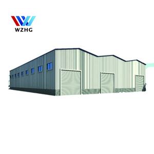 Type Of Cantilever Steel Structure Prefabricated Hall