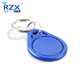 Newest Contactless Plastic 125KHz RFID Key fob EM4200 Keychain for Door Lock System