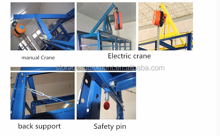 2017 Hot Drawer Type Industry Mold Rack For Storage Injection