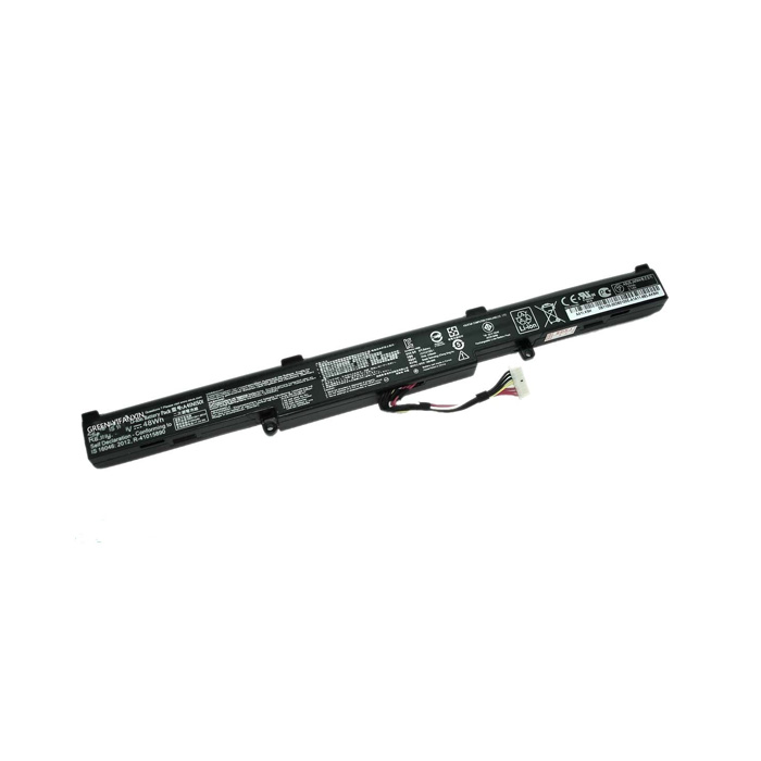 for Sanyo cells laptop battery for A41N1501 FOR Asus ROG GL752VW 48Wh