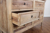 large rustic reclaimed wood chest of 6 drawers dresser cabinet