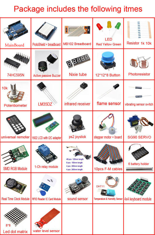 Images of Electronics Components Name - #rock-cafe