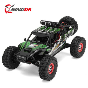 New Arriving!FY07 1/12 2.4G RTR Electric Car 4WD RC Buggy Brushless version 70KM/H