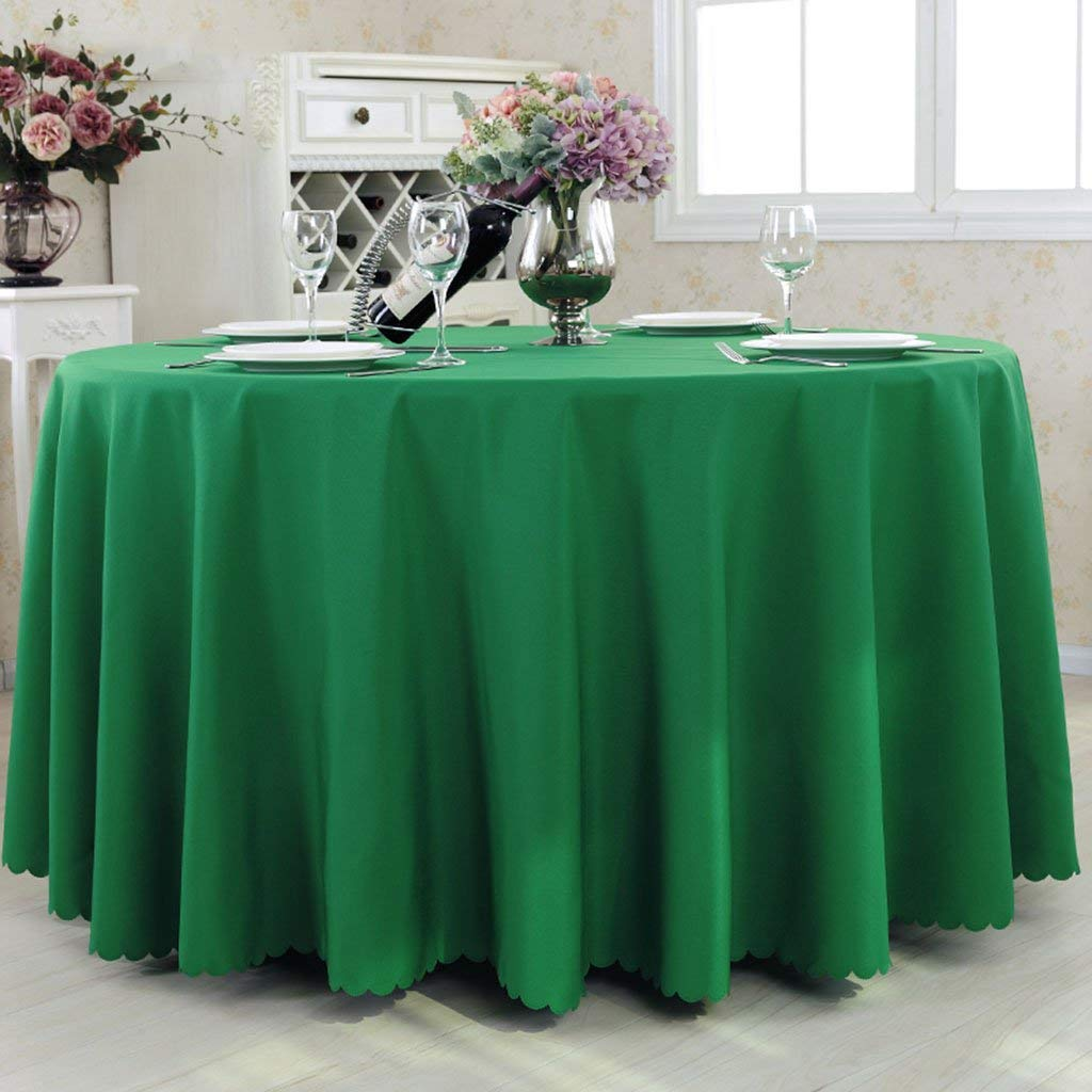 Home Tablecloth Round Tablecloths Hotel Coffee Tables Living Room Trendy Multicolor