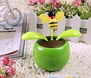 Car solar dancing/Swing Solar Flower For Car/Swing Solar Flower/The Best U Want
