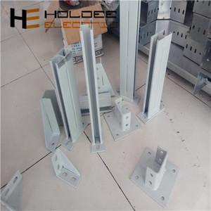 standard length of 41*21 lightweight steel back to back double solid steel  u/c strut channel for rack clamp standard size
