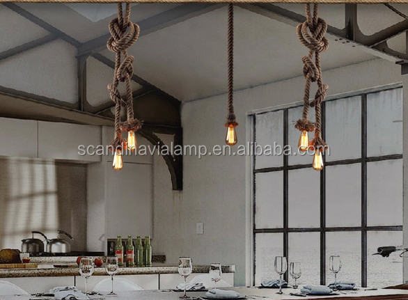 Scandinavialamp Vintage Edison Plug-in Hanging Socket Pendant ...