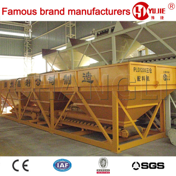 PLD800 Concrete Batching Machine Match with small concrete batching plant