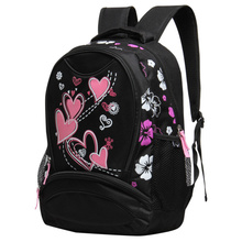 VEEVAN 2016 School Bags for Girls Designer Brand Print Women Backpack Cheap Shoulder Bag Wholesale Kids Child Backpacks Fashion