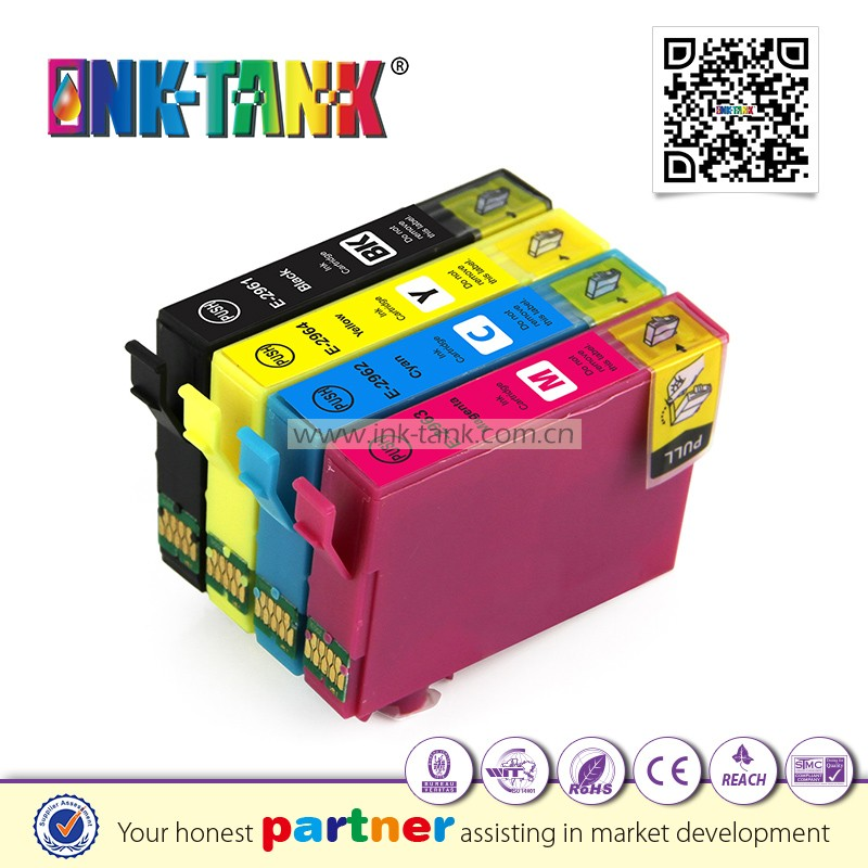 296 Compatible Printer Ink Cartridge For Epson Xp-241 / Xp-231 ...