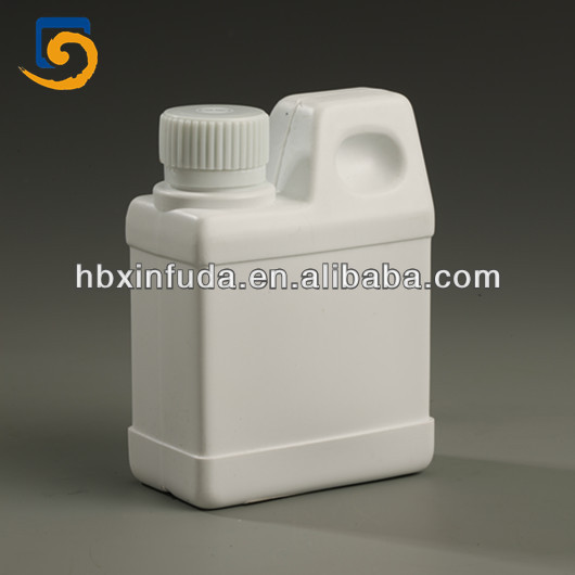 A23-250ml HDPE Plastic disinfectant bottle