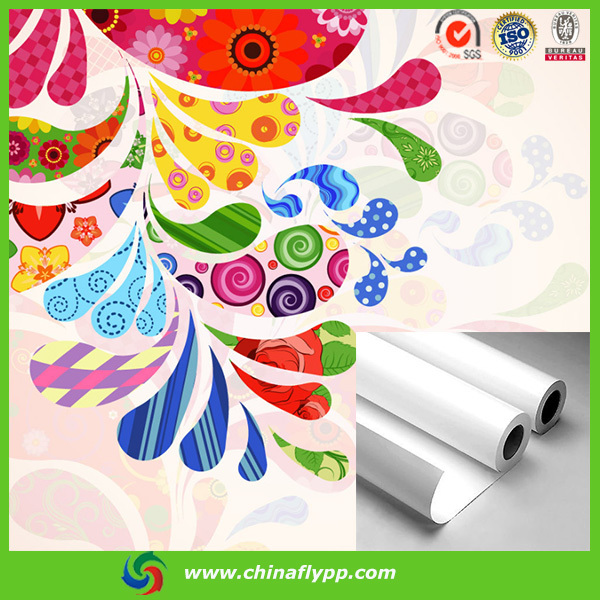 latex pp fim for decoration, compatible with differnet ink