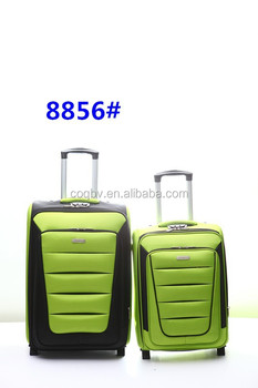Wholesale latest designed buil in travel trolley luggage bag 8856 ...