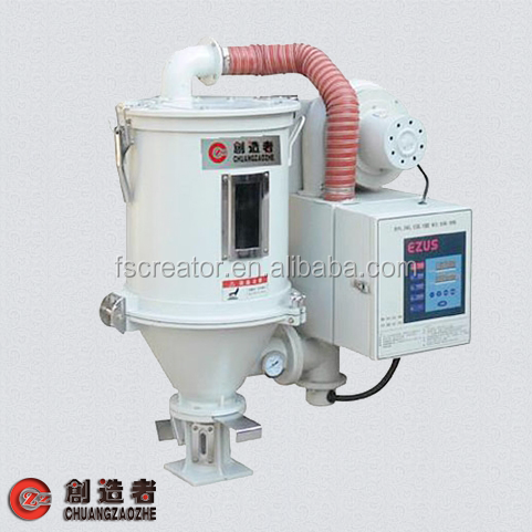 Plastic Pellets Hot Air Hopper Dryer with Vacuum Loader for Injection Drying Machine