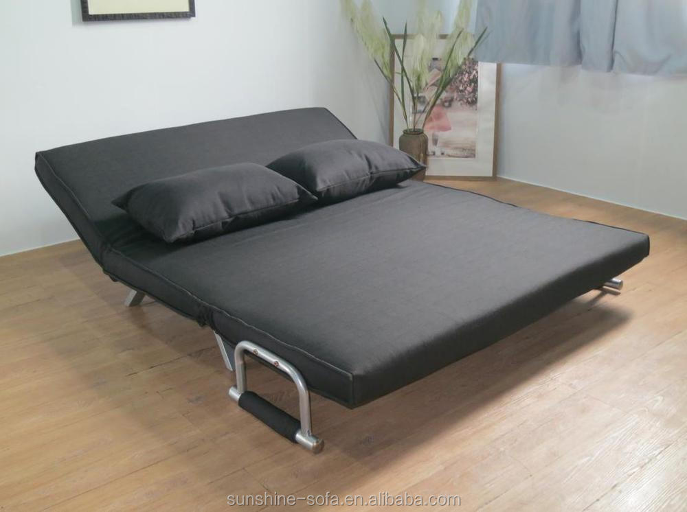 modern living room steel structure cheap fabric sofa bed. Black Bedroom Furniture Sets. Home Design Ideas