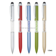New Design Crystal Stylus Pen Promotional Ballpoint Pen custom Logo