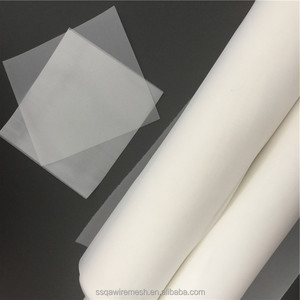 100 Micron Fine Plain Monofilament Woven Nylon Mesh Filter Cloth