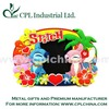 Customized 3d soft pvc photo frames for picture