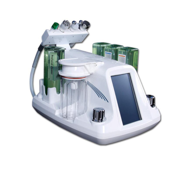 Aqua facial water jet peel facial/water evaporation facial skin care machine