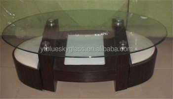 Tempered Glass Table Tops, Back Painted Glass Tabletop