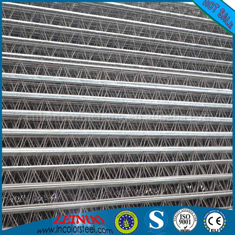 hot sale TD4-230 type steel bar truss girder in China used in ultra- high-rise steel buildings with low integrate cost