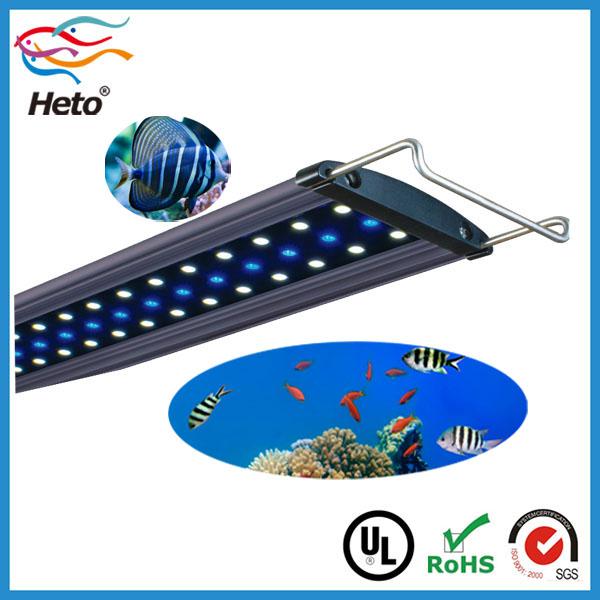 heto geleid vissen licht t5 led aquarium verlichting voor gebruik op zee