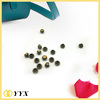 metal snap button fasteners round shape rivets for shoes