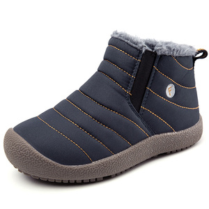 Hot Sale Boy Boots Keep Warm in Winter Kids Snow Boots