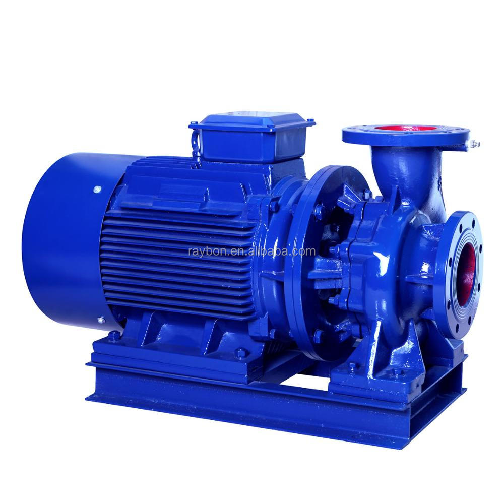 ISW centrifugal water pump/water pump specifications/best water pump motor