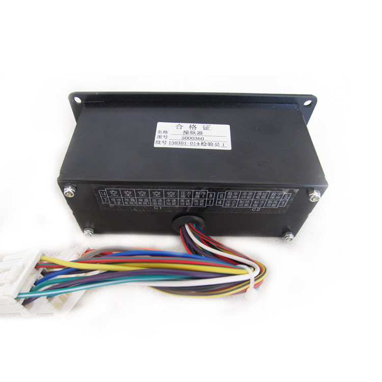 Precision electronic components car air conditioning control panel  for zhong tong