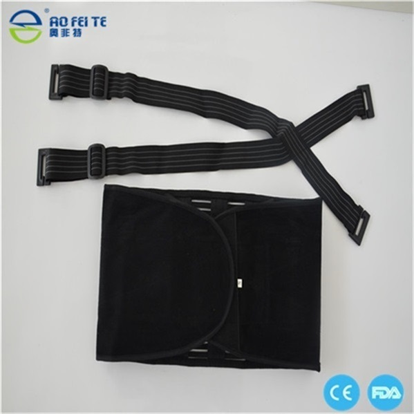 as seen tv Alibaba China supplier orthopaedic lumbosacral support belt back pain relief belt