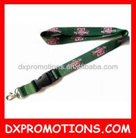 Personized Sublimation Polyester Lanyard