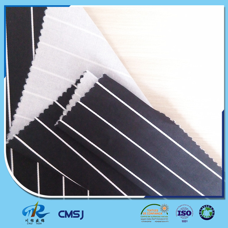 Chinese factory pure cotton twill printed 240gsm woven fabric