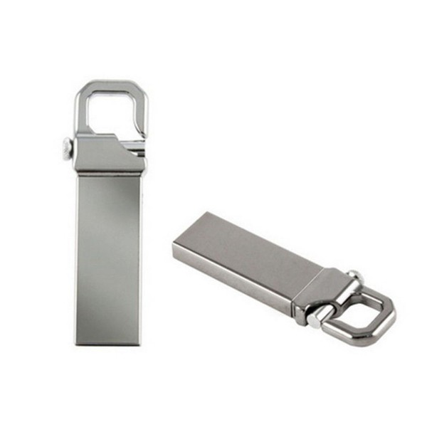 100% Genuine Metal Pendrive 8GB 16GB 32GB 64GB Memory Stick USB 2.0