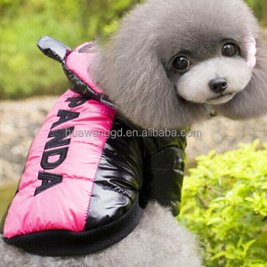 Dog winter jacket, high quality pet dog outwear apparel, winter dog clothes