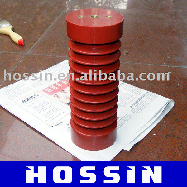 Epoxy resin insulator 20KV-24KV Height:210mm