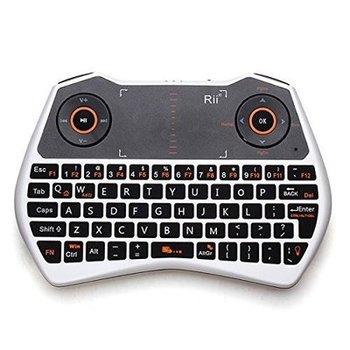 Rii I28 2.4g Wireless With Touchpad Mini Romanian English Keyboard ...