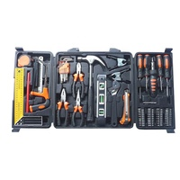 OEM combination hardware screwdriver tool set with metal box