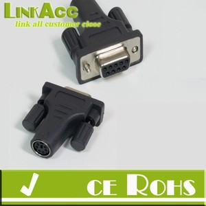 Linkacc12R3M PS2-F Mouse TO DB9-F Serial port Adapter