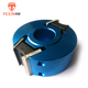 TCCN Bulk Buy From China Aluminum Or Steel Body CNC Profile Cutter Head For Woodworking