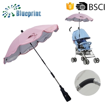 Small Sun Umbrella 16 Inch Protection Clip Baby