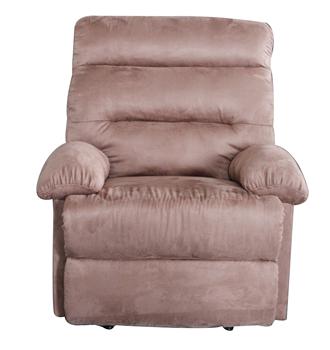 Antique Rocking Recliner Sofa Set In