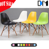 fancy outdoor plastic dining chair , leisure plastic garden chair